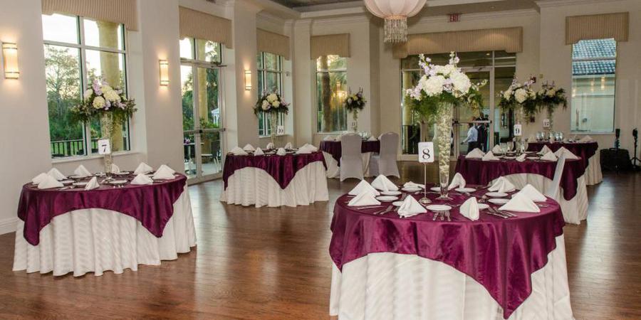 Royal Palm Events at Madison Green wedding Boca Raton