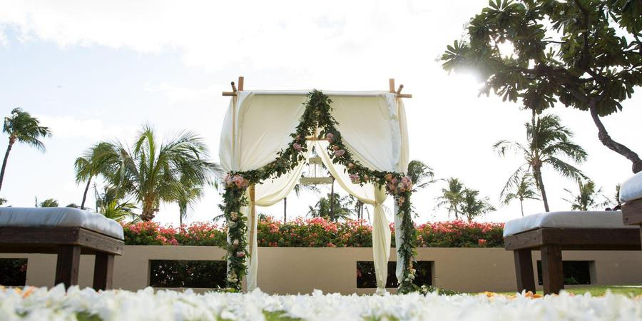 Hyatt Regency Maui Resort and Spa wedding Maui