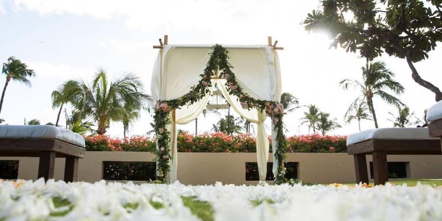 Hyatt Regency Maui Resort and Spa wedding Maui