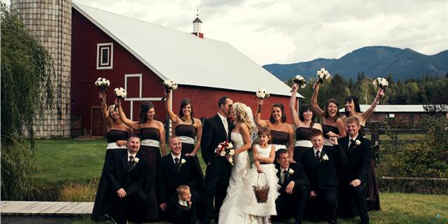 Ritter Farms wedding Seattle