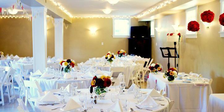 Belle Chapel wedding Seattle