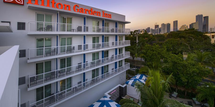 Hilton Garden Inn Miami Brickell South wedding Miami