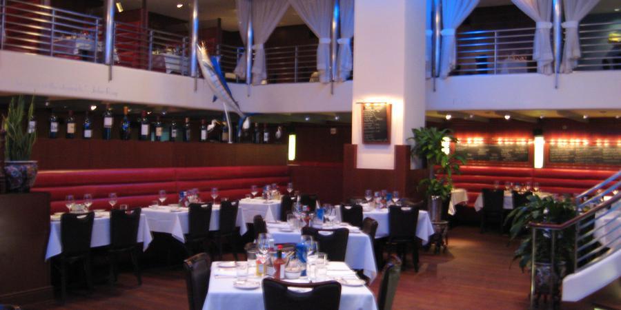 The Oceanaire Seafood Room - Dallas wedding Dallas
