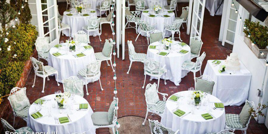 Old Venice Restaurant wedding San Diego