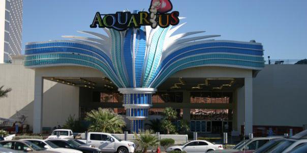 Aquarius Casino Resort wedding Las Vegas