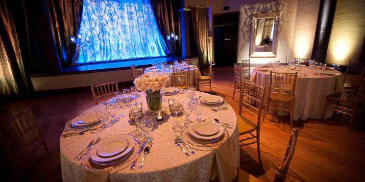 The West End Ballroom wedding Portland