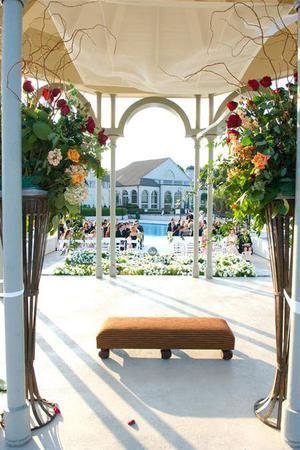 Bentwater Yacht Country Club wedding Houston