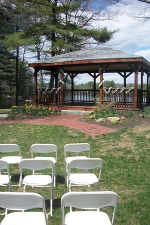 Special Event Field at Ted Williams Camp wedding South Shore