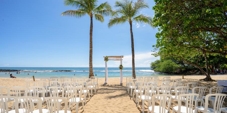 Paradise Cove wedding Oahu
