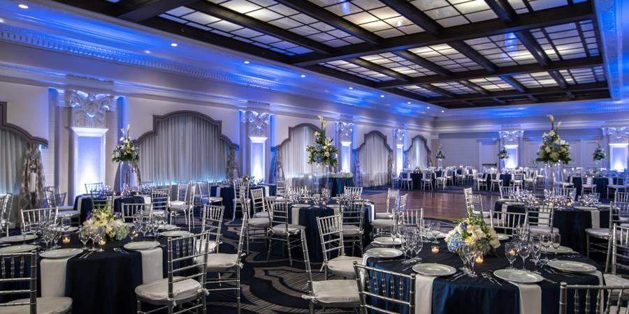 The Notary Hotel wedding Philadelphia