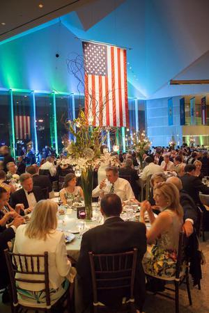 National Constitution Center wedding Philadelphia