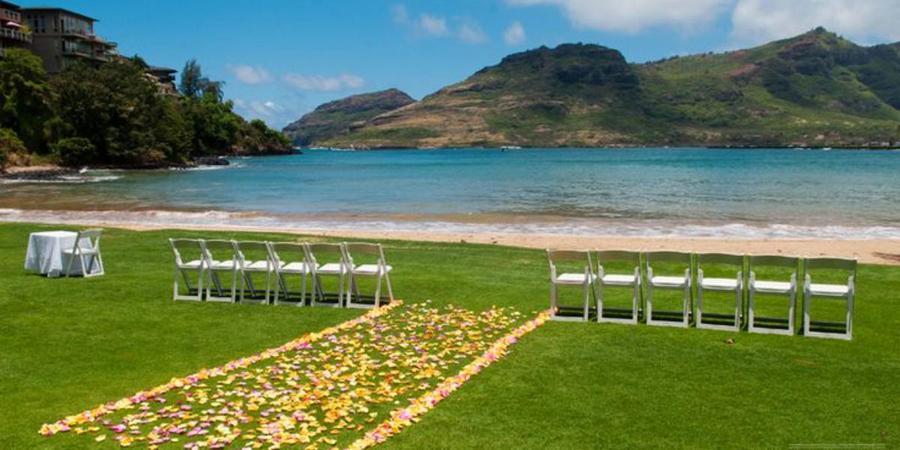 Kauai Marriott Resort wedding Kauai