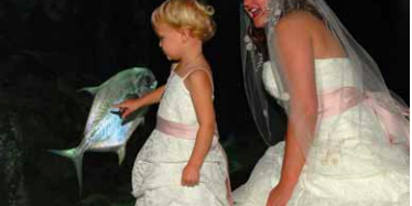 Virginia Living Museum wedding Virginia Beach