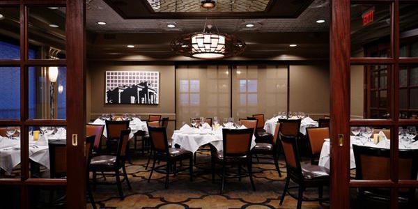 Ruth's Chris Steakhouse - King of Prussia wedding Philadelphia