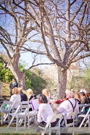 Inn on the Riverwalk wedding San Antonio