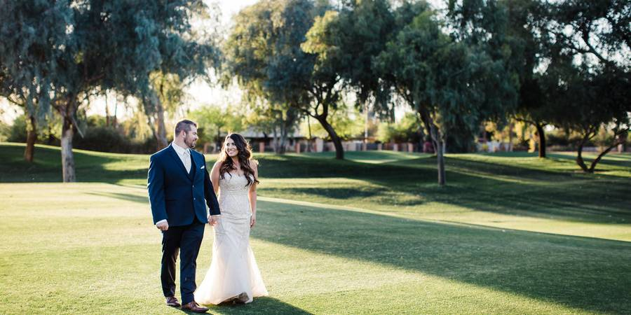 Starfire Golf Club wedding Phoenix/Scottsdale