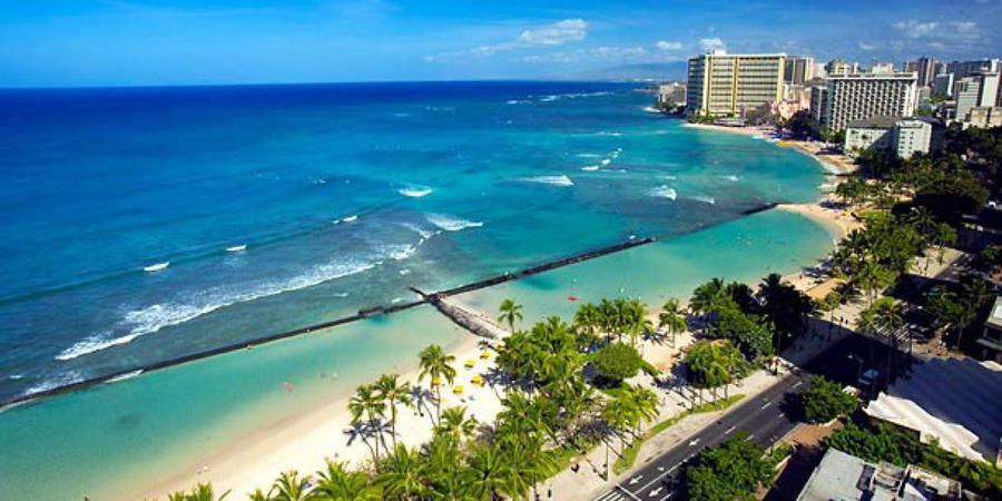 Waikiki Beach Marriott Resort & Spa wedding Honolulu