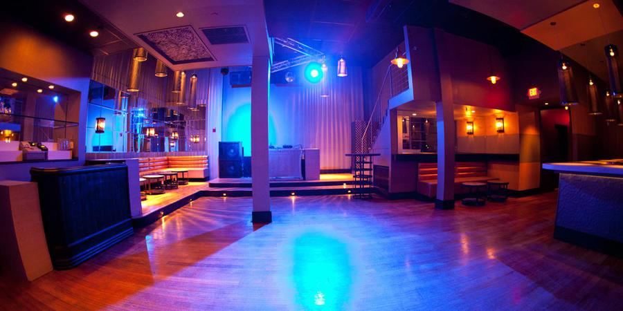 Venu Lounge wedding Boston