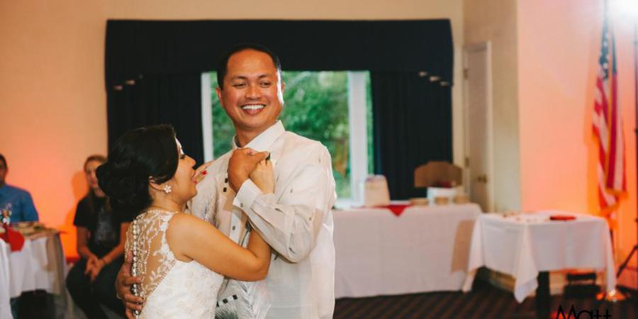 The John Alden Club wedding South Shore