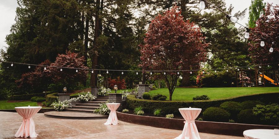 Rock Creek Gardens wedding Tacoma