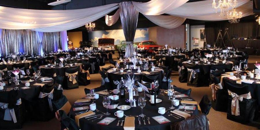 National Automobile Museum wedding Reno