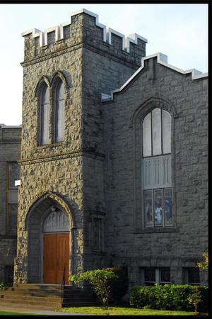 United Presbyterian Church wedding Willamette Valley