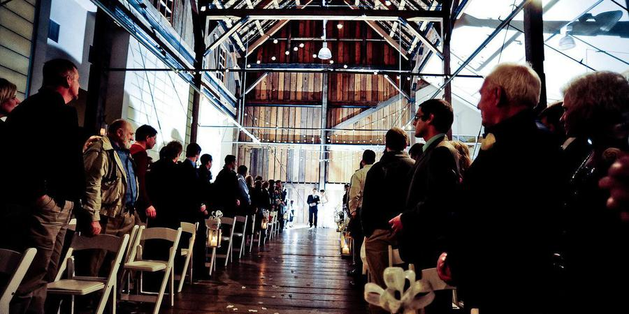 Pickering Barn wedding Seattle
