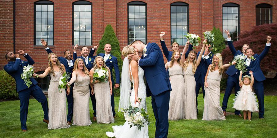 Hollywood Schoolhouse wedding Seattle