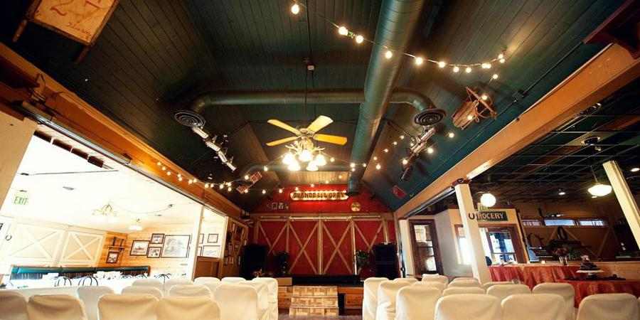 General Store Wedding and Event Center wedding Tacoma