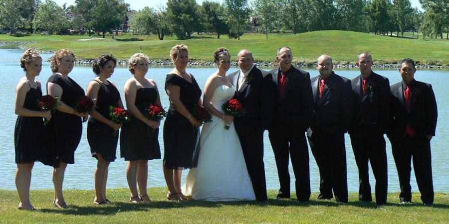 Discovery Bay Golf & Country Club wedding East Bay