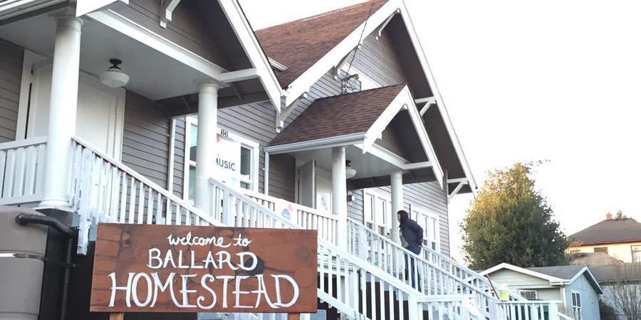 Ballard Homestead wedding Seattle