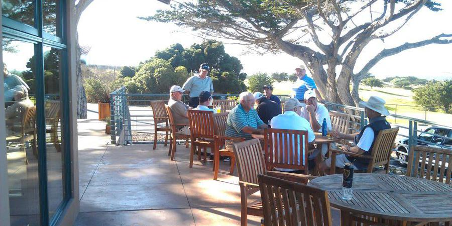 Point Pinos Grill wedding Monterey/Carmel Valley