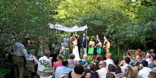 The Ridgeland Mansion wedding Philadelphia