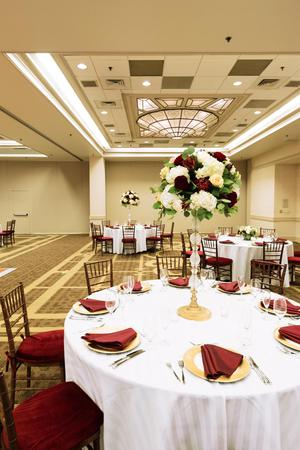 Georgetown University Hotel & Conference Center wedding Washington DC