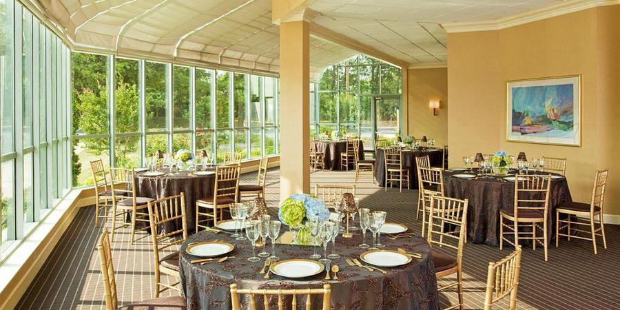 Sheraton College Park North Hotel wedding Baltimore