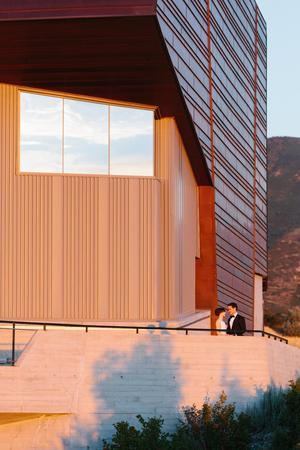 The Natural History Museum of Utah wedding Salt Lake City