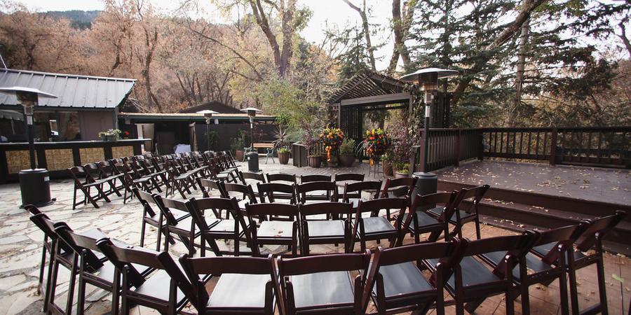 Millcreek Inn wedding Salt Lake City