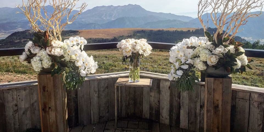 Wolf Creek Resort wedding Salt Lake City