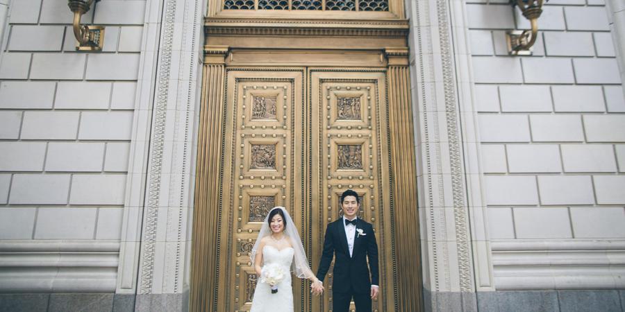 Treasury Ballroom wedding Portland