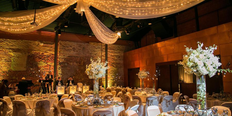 The Palace Arts Center wedding Dallas