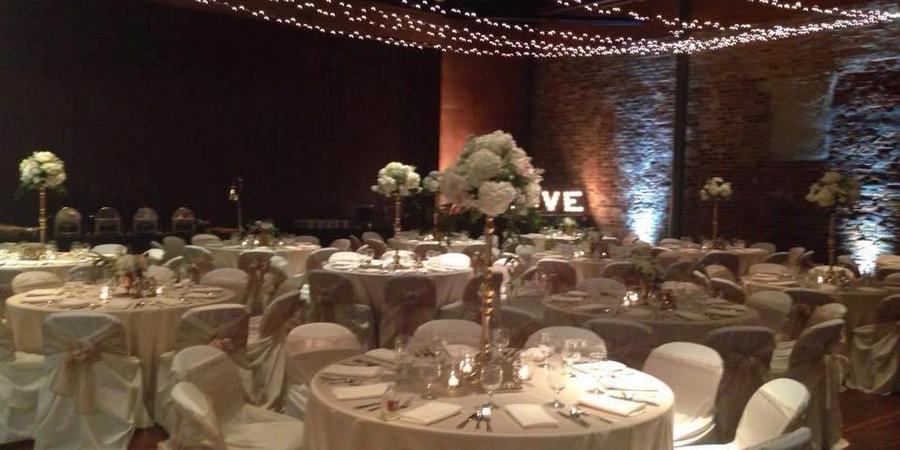 The Palace Arts Center wedding Dallas