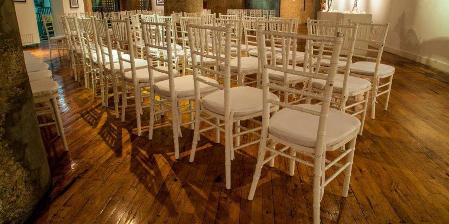 South Side on Lamar wedding Dallas