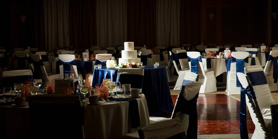The City Club of Cleveland wedding Cleveland