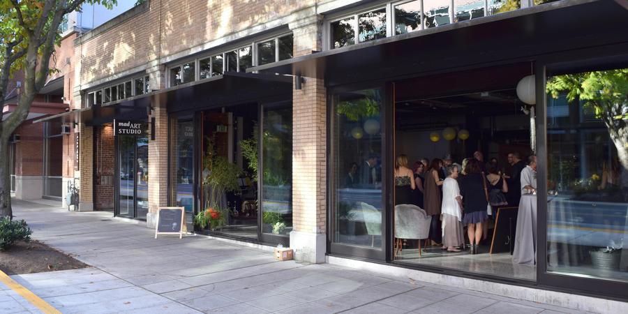 MadArt Studio wedding Seattle