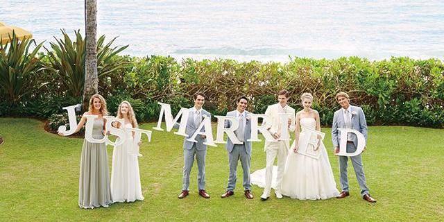 Moana Surfrider Westin Resort & Spa wedding Honolulu