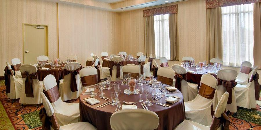 Hilton Garden Inn | 700 Beta Conference Center wedding Columbus