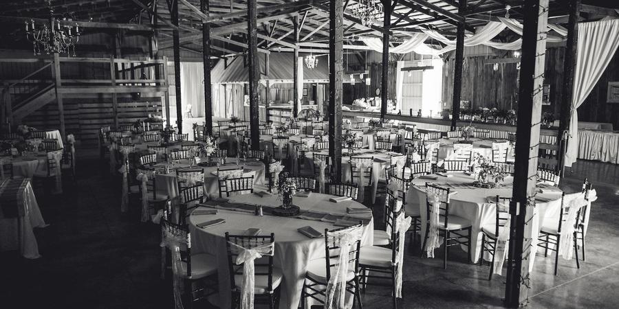 Barn At Rush Creek wedding Columbus