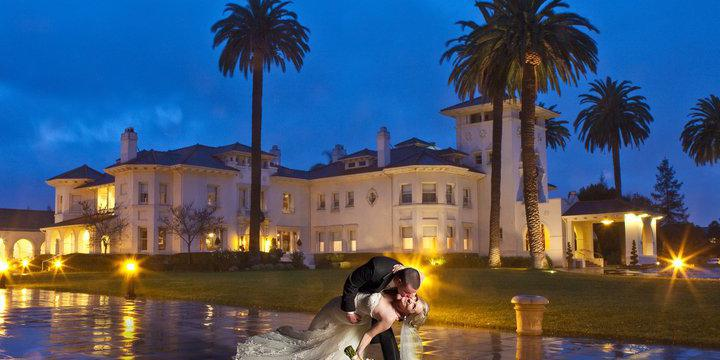 Hayes Mansion wedding South Bay
