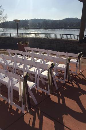 TM Berry Friendship Park Pavilion wedding Cincinnati