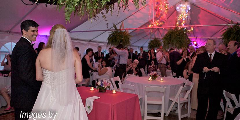 Krohn Conservatory wedding Cincinnati
